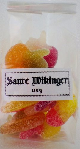 CandyPeople saure Wikinger 100g