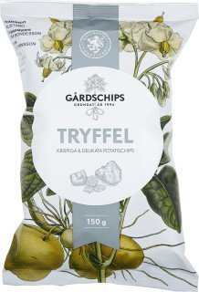 GÅRDSCHIPS Trüffel-Chips 150g
