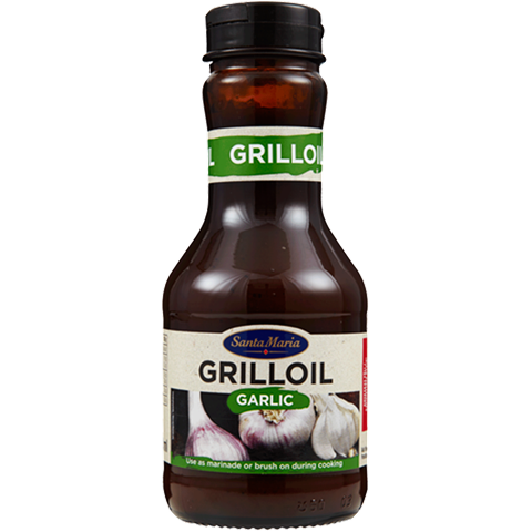 SANTA MARIA Garlic Grillöl  270ml