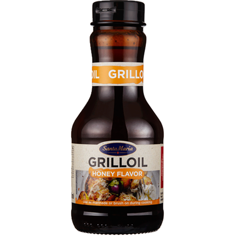 SANTA MARIA Honey Flavor Grillöl 270ml