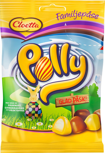 CLOETTA Polly Pask 300g - Familienpackung