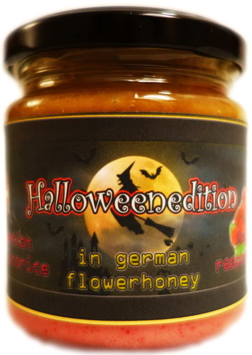 Deutscher Honig  Halloweenedition 250g