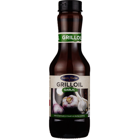 SANTA MARIA Garlic Grillöl  400ml