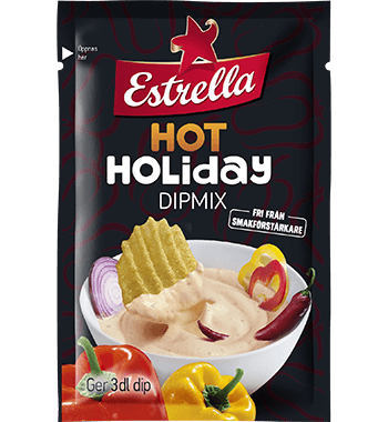 ESTRELLA Dipmix Hot Holiday 24g